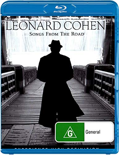 Cohen, Leonard-Songs from The Road [Blu-Ray]