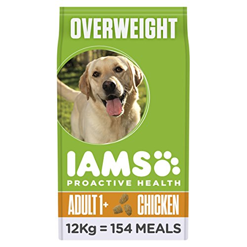 Iams ProActive Health Complete and Balanced Dog Food with Chicken for...