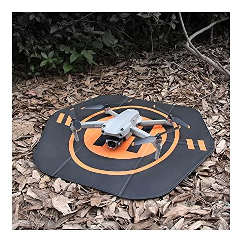 YXYX Accessori droni Pad di Atterraggio for D& Ji for Mini Mavic SE Aria 2S FPV 5cm Fast- Fold Double- Sided PU Impermeabile in Pelle