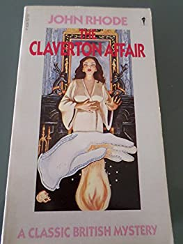The Claverton Mystery 006080808X Book Cover