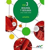 Biología y Geología 3 (Aprender es crecer en conexión)