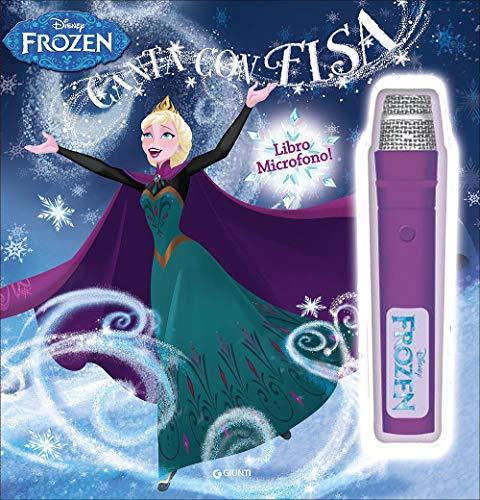 Frozen. Libro microfono. Ediz. illustrata (Magiche Note)