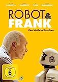 Robot & Frank - Zwei diebische Komplizen. [Alemania] [DVD]