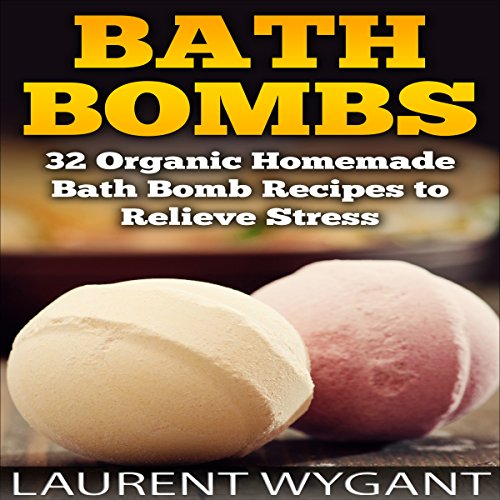 Bath Bombs audiobook cover art
