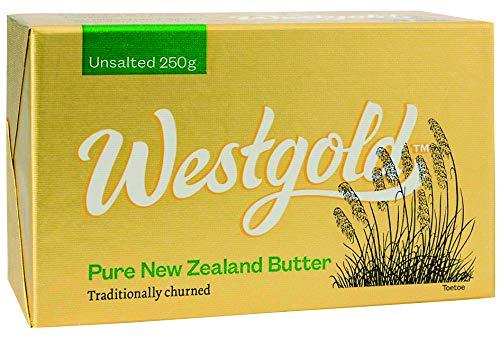 ウエストランド NZ産 グラスフェッドバター 無塩バター 250g
