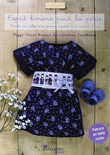 Esprit kimono pour les petits (A vos fils)