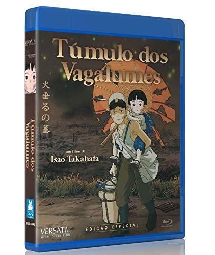 Túmulo dos vagalumes (Blu-ray)