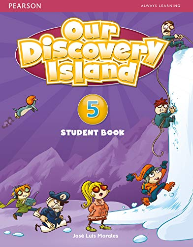 Our Discovery Island Level 5 - Student Book + Workbook + Multi-Rom + Online World
