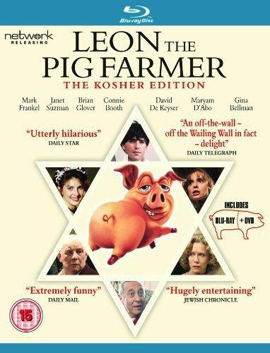 Leon the Pig Farmer [Blu-ray]