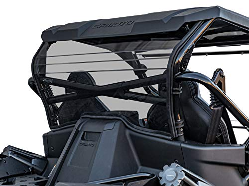 """SuperATV Rear Windshield for 2020+ CFMOTO ZForce 950 