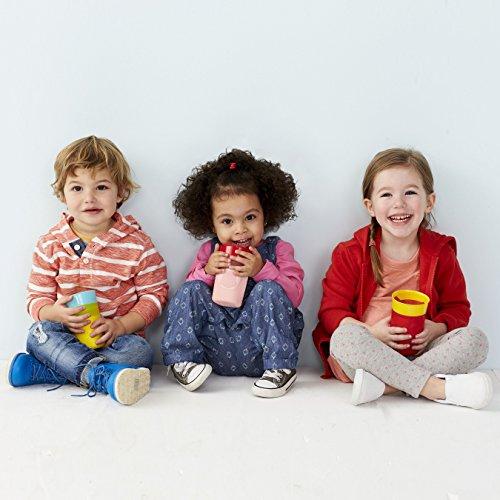 Skip Hop Zoo Trinklernbecher Übungstasse, für Kinder, mehrfarbig, Marienkäfer - 4