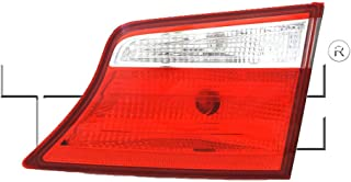 Fits 2013-2016 Hyundai Santa FE Passenger Side Rear Inner Tail Light NSF Certified With Bulbs Included HY2803122 - Replaces 92406-B8050 ;GLS|LIMITED; 7 Seat; Halogen