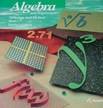 Algebra and Trigonometry Structure and Method Book 2 Teacher s Edition