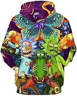 GHdggk Unisex Galaxy Pockets 3D Pullover Hoodie Hooded Sweatshirts Hoodies