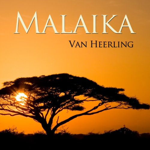 Malaika audiobook cover art