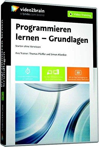 Programmieren lernen - Grundlagen