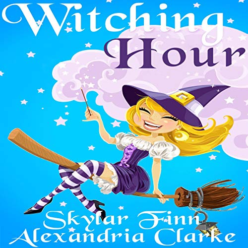 Witching Hour: A Riveting Cozy Mystery Boxset audiobook cover art