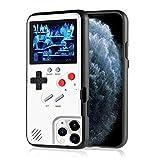 Elekpopu Game Case für iPhone 11 Pro, Retro 3D Game Hülle