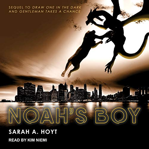 Noah's Boy: Shifter Series, Book 3