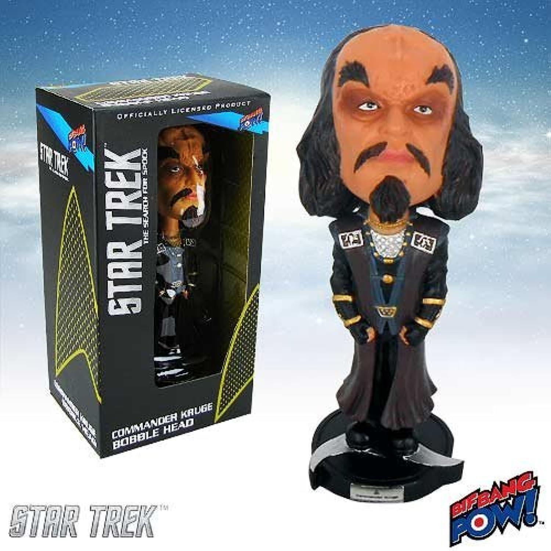 Star Trek III  The Search for Spock Commander Kruge Bobble Head by Star Trek III