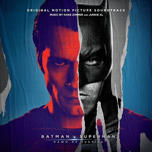 Batman V Superman: Dawn Of Justice (Original Motion Picture Soundtrack) Deluxe 2CD Limited Edition