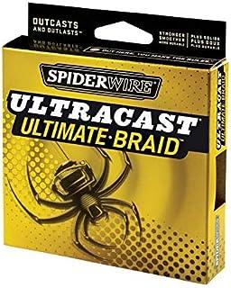 1507353 Tresse Spiderwire Stealth Smooth 12 Brins 150M Moss Green 10,3Kg 0,11Mm
