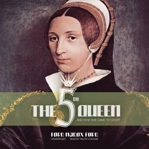 The Fifth Queen copertina