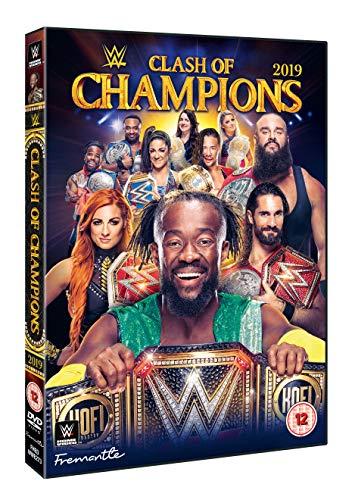 WWE: Clash Of Champions 2019 [DVD]