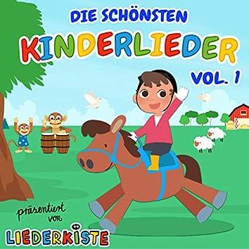 Die schönsten Kinderlieder Vol. 1