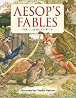 Aesop's Fables Hardcover: The Classic Edition (Fairy Tales, Classic Children Books, Animal Stories, Books for Young Children, Books Teaching Family Values, New York Times Bestseller Illustrator)