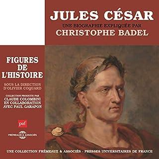 Couverture de Jules César, une biographie expliquée