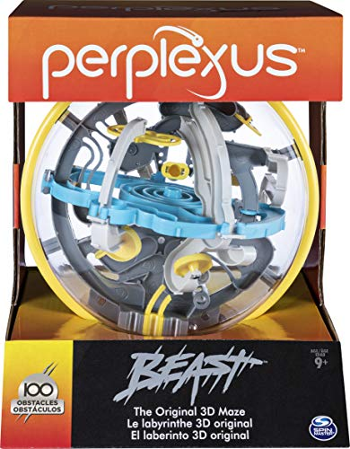 Spin Master Perplexus Original - Interactive Maze Game with 100 Challenges