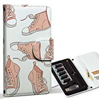 スマコレ ploom TECH プルームテック 専用 レザーケース 手帳型 タバコ ケース カバー 合皮 ケース カバー 収納 プルームケース デザイン 革 靴 ファッション 赤 010889