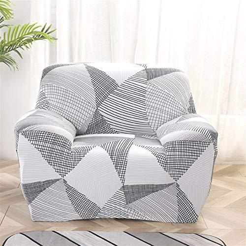 Sillón Cubierta de sillón Cubierta de sofá algodón Sofá Sofá Cubiertas para Sala de Estar COPRIDIVANO Funda para una Sola Cubierta de sofá Sofá (Color : Color 5, Specification : 3 Seater 190 230cm)