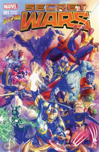 Secret wars coffret 5