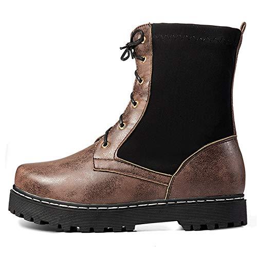 Zapatos de Senderismo para Mujer, Botas de Combate para Montar, Calzado de...