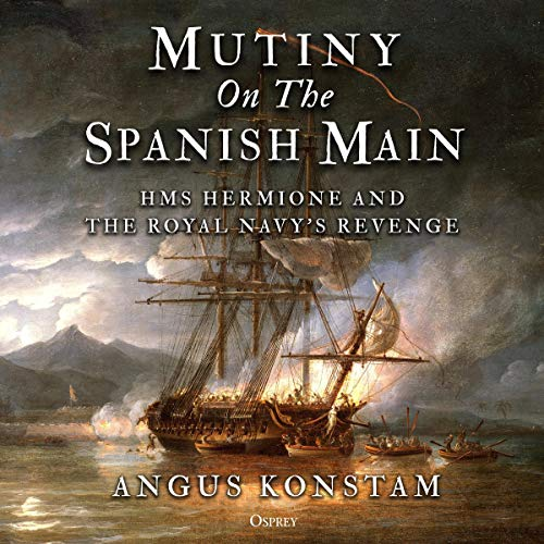 Mutiny on the Spanish Main cover art