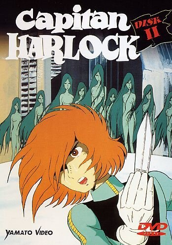 Capitan Harlock(ep.08-14)Volume02