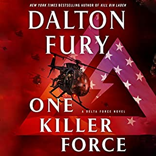 One Killer Force audiobook cover art