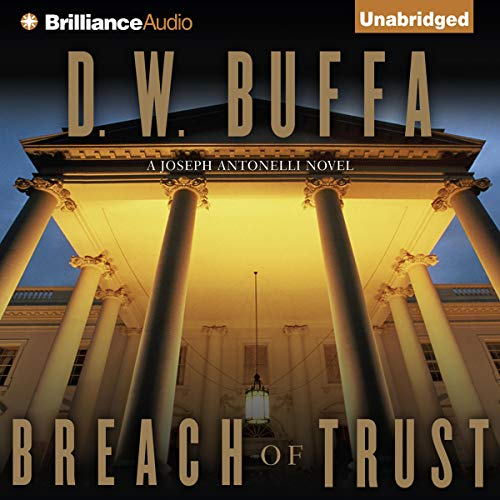 Breach of Trust  By  cover art