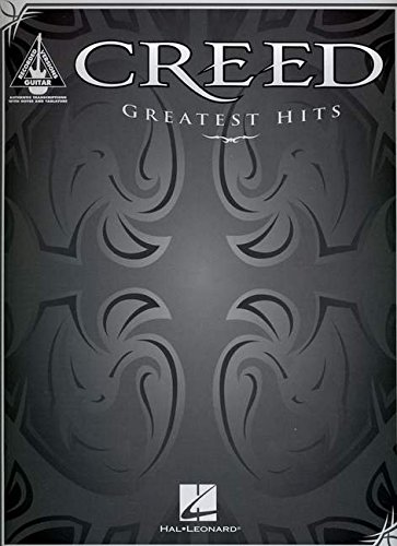 Creed Greatest Hits: Authentic Guitar Tab