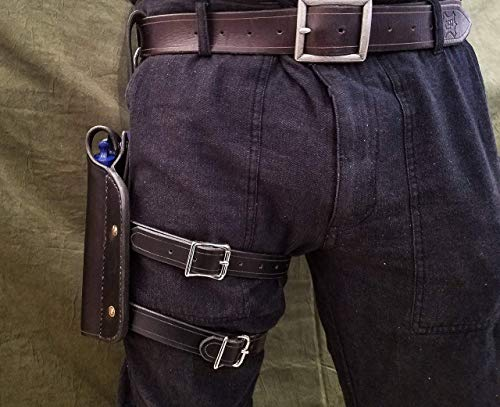 Leather Drop Leg Holster