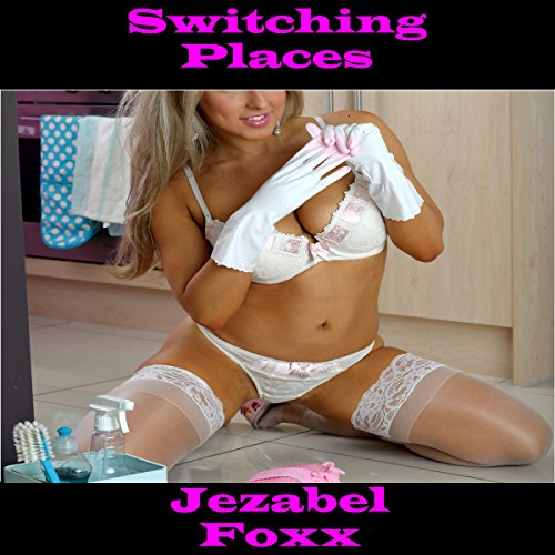 Switching Places audiobook cover art