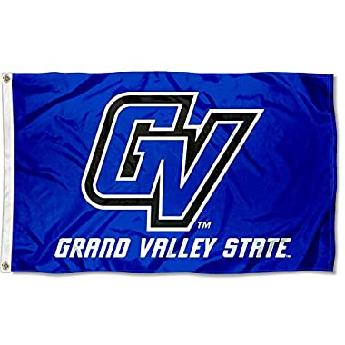 Grand Valley State Lakers GVSU University Large College Flag