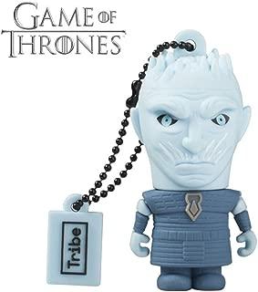 Tribe, Game of Thrones Night King, 16GB USB Flash Drive 2.0 Memory Stick Keychain (Renewed)
