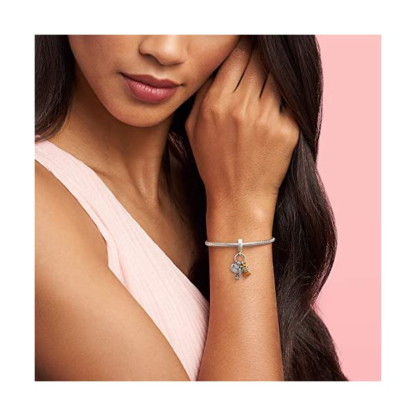 Pandora Jewelry Symbols of New York City Dangle Sterling Silver Charm