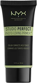 Best NYX PROFESSIONAL MAKEUP Studio Perfect Primer, Green Review