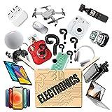 BAIHUO Caja Misteriosa,Caja Misteriosa Caja De La Suerte, Artículo Misterioso, Regalo Sorpresa Aleatorio, como Teléfono Móvil, Auriculares Bluetooth, Altavoz Bluetooth, Etc, Todo Es Posible