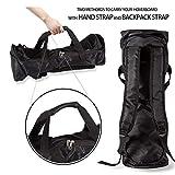 Hover Bag Impermeable para Dos Ruedas Equilibrio eléctrico Scooters Inteligentes Borad (Mochila de Transporte y Bolso de Moda) con Correas de...