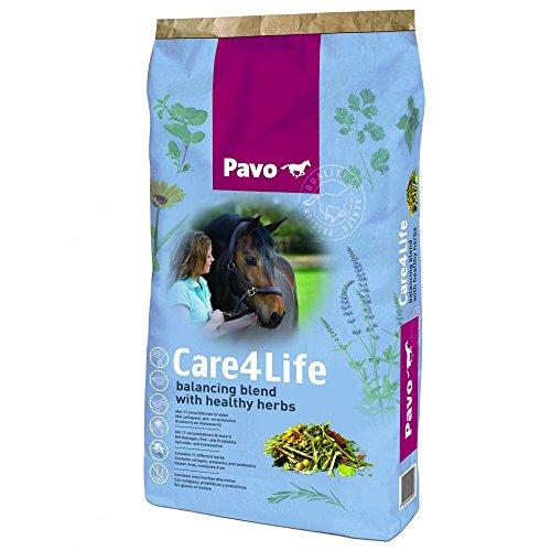 Unbekannt Pavo Care4Life Müsli Eine strukturreiche Futtermischung mit Vitaminen und Kräutern 15 kg